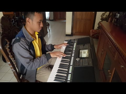 Janji Suci Yovie and Nuno piano cover