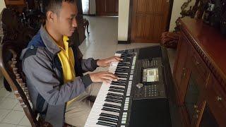 Janji Suci Yovie and Nuno piano cover