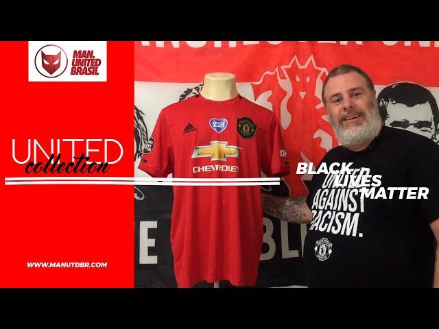United Collection - EP04 - CAMISA 19/20 BLACK LIVES MATTER