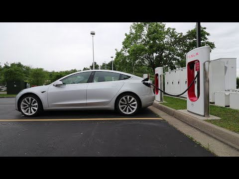 Here Is What Living with a Tesla Model 3 Is Really Like