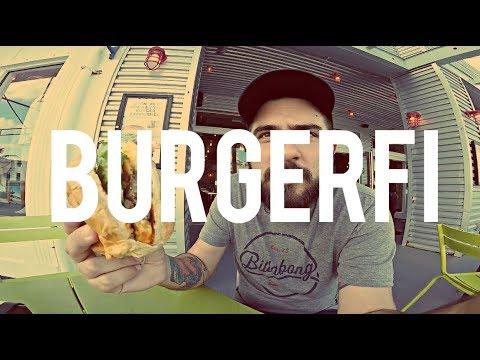 BurgerFi en Florida - Burger Kid (Lite)