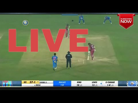 India Vs West Indies 2 Nd T20 Live Match 2019 || Today Live Cricket Match IND Vs Wi Live Streaming