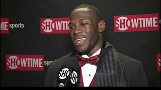 "BREAKING NEWS🚨 Deontay Wilder ""I agreed today to Joshua offer to Fight in the UK, Ball in ur court"""