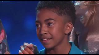 Miles Brown & Rylee Arnold - DWTS Juniors Episode 2 (Dancing With The Stars Juniors)