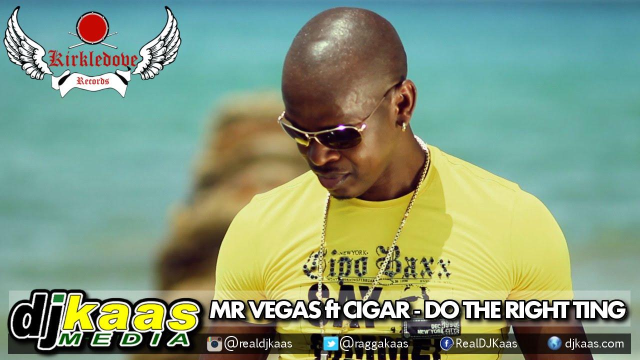 Mr Vegas Ft Cigar  Do The Right Thing [custom Riddim