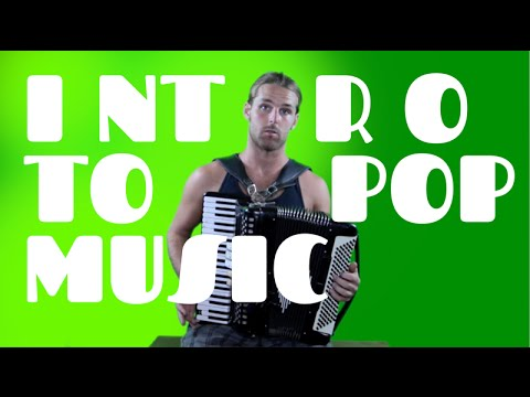 Key of C Pop Music: Introduction to playing pop music on the Accordion