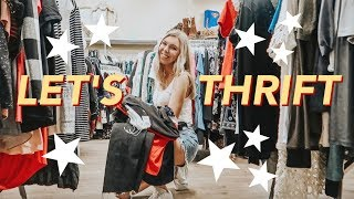 COME THRIFT WITH ME! (ep. 18)
