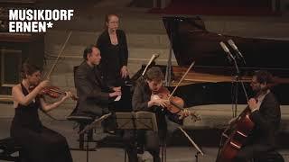 Musikdorf Ernen | Robert Schumann: Klavierquartett Es-Dur op. 47