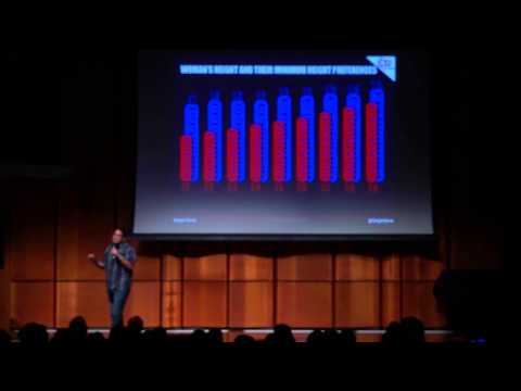 I'm Too Short To Date...Statistically Speaking  | Ignite San Diego #4