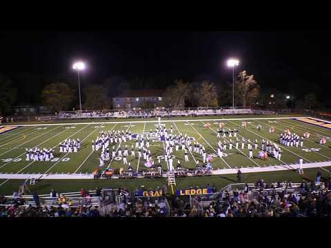 Grand Ledge High School Comet Marching Band Sept 29, 2017