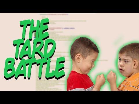 Greentext Stories- The Tard Battle