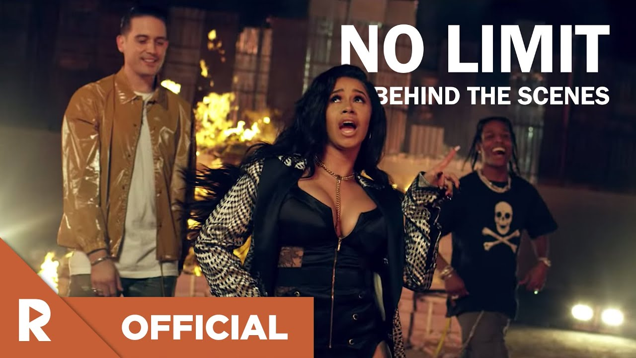 """Download G-Eazy ft. Cardi B, A$AP Rocky, French Montana, Juicy J, Belly - """"No Limit (Remix)"""" (Official BTS)"""
