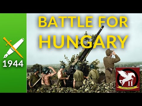 Budapest 44: The Battle For Hungary (October - December 1944)