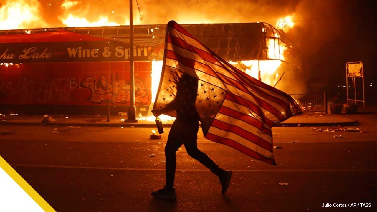 Warum in den USA die Städte brennen (und welche Lösung die Bibel zeigt)