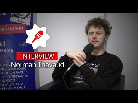 [Interview] Norman Thavaud nous parle de sa série sur TF1 avec Cyprien et Natoo !