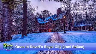 Lagu Natal - Once In David's Royal City (Joel Rakes)