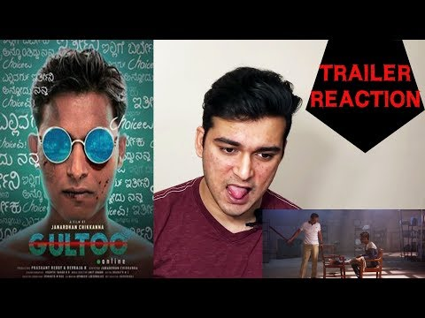 Gultoo Trailer Reaction