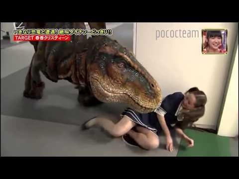 scherzo T-REX in Giappone