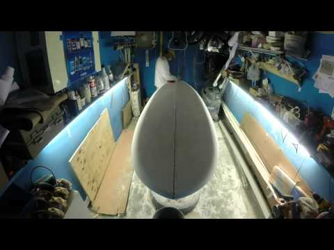 SUP SHAPING VIDEO