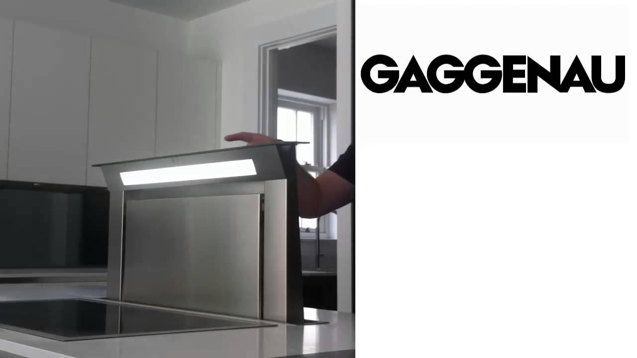 Kitchen Hood Moen Anabelle Faucet Ventilation Alternative By Gaggenau - Youtube