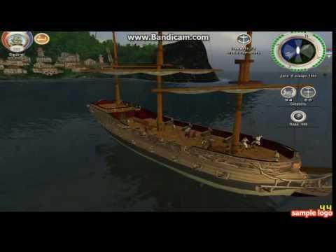 корсары 3 ВС-как получить корабль не выходя в плаванье
