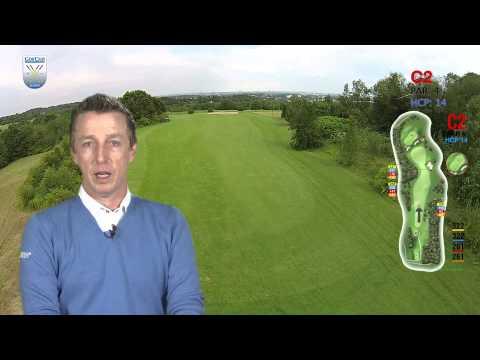 Golfclub Castrop   Rauxel    Loch C2