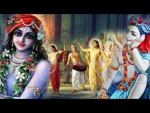 Hare Krishna Hare Rama   Krishna Bhajans   ISKCON Kirtan and Dhun