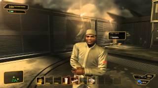 Deus Ex: Human Revolution [Часть 1]