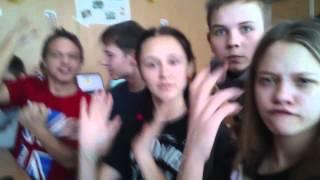 Копия видео My 1 VLOG:самое первое видео. туса на уроке информатики :3