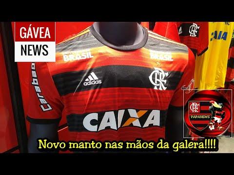 Convocação do Olivinha, Manto Rubro Negro um sucesso. Já nas lojas!!!