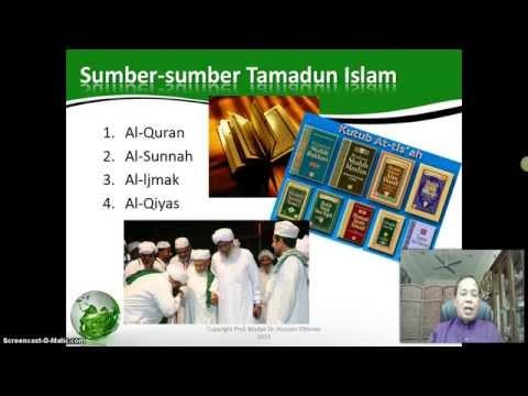 TITAS UTHM Topic 2 Part 4: Tamadun Islam