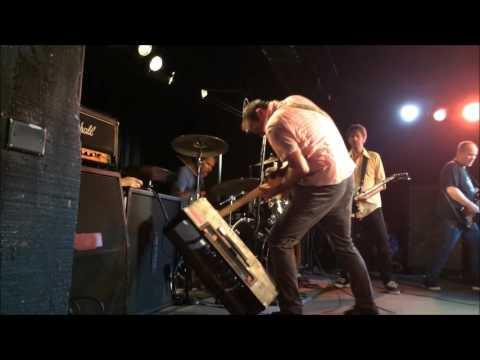 Drive Like Jehu - John Reis Throws Guitar