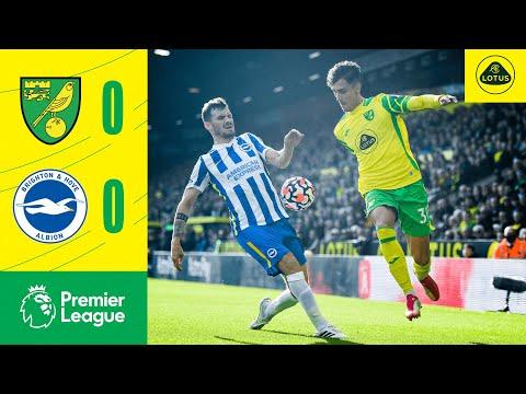 HIGHLIGHTS | Norwich City 0-0 Brighton & Hove Albion