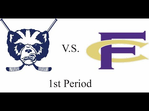 Chap vs. Fort Collins - 1st Period
