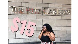 HOW I INSTALL MY HALF WIG $15 | MELMATT365