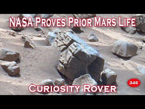 Curiosity Rover Images Ruins Of Past Civilization On Mars