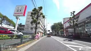 20190503■世田谷通り■MT 07
