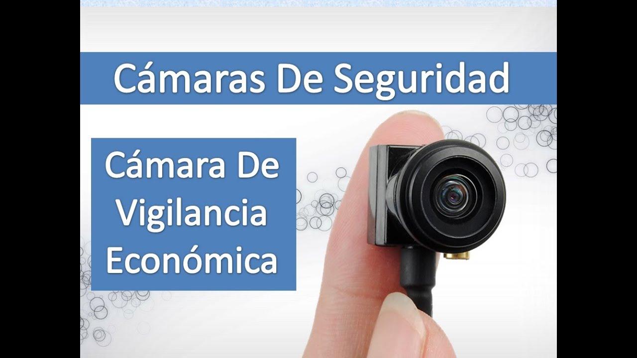 Camaras de seguridad baratas camara de vigilancia economica youtube - Camaras para casa ...