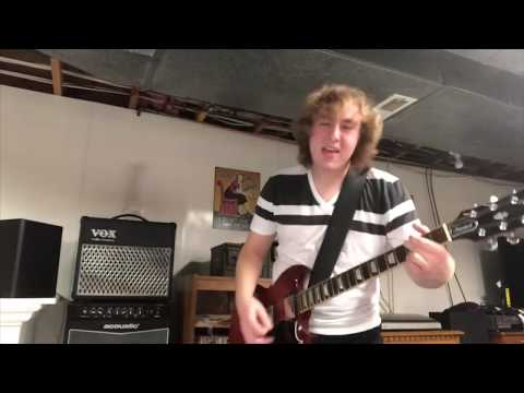 Rock 'n' Roll For Life - Airbourne Cover