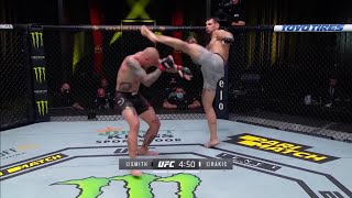 Лучшие моменты турнира UFC Вегас 8: Ракич vs Смит
