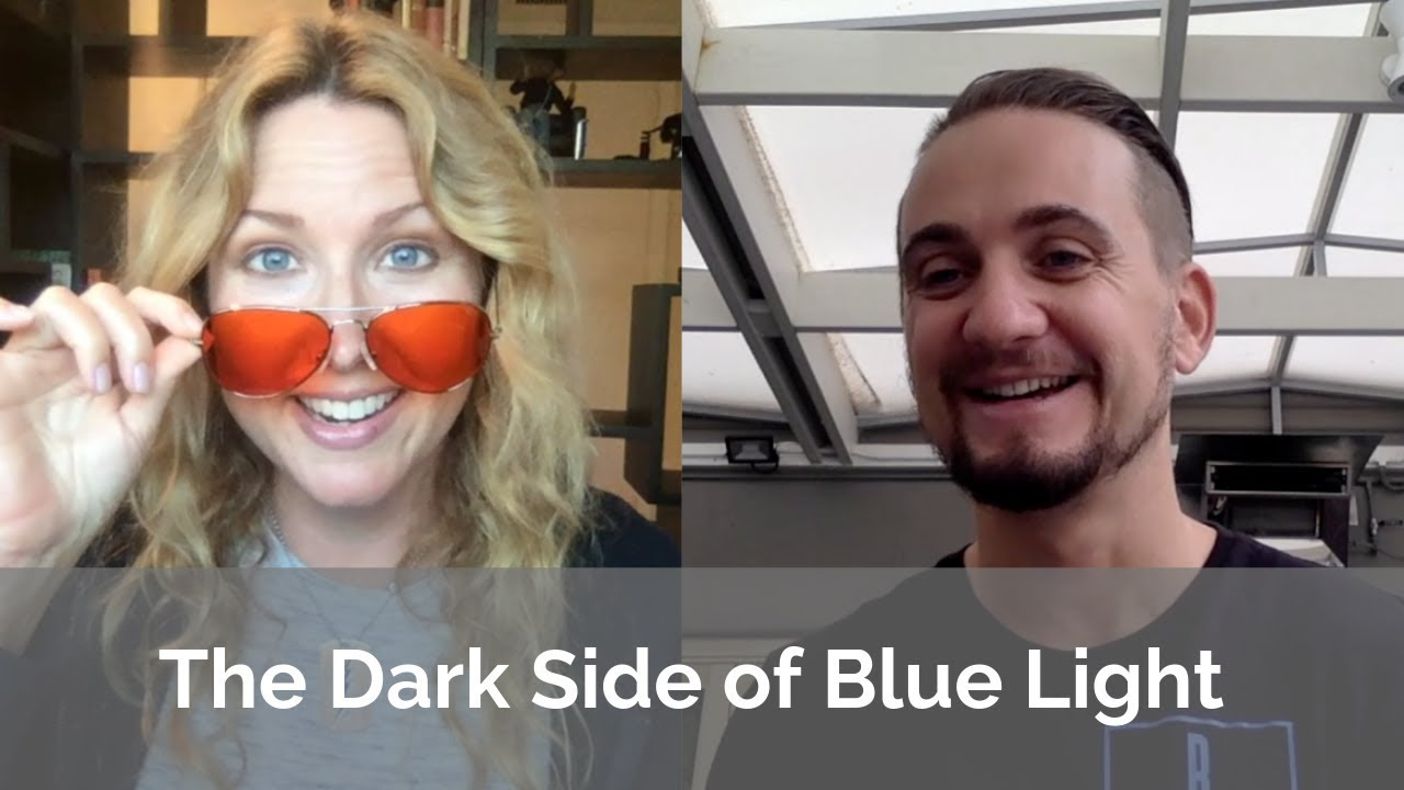 The Dark Side of Blue Light with Andy Mant