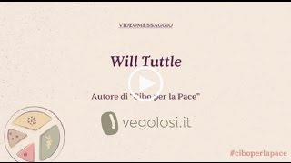 will tuttle pace significa scelta vegan