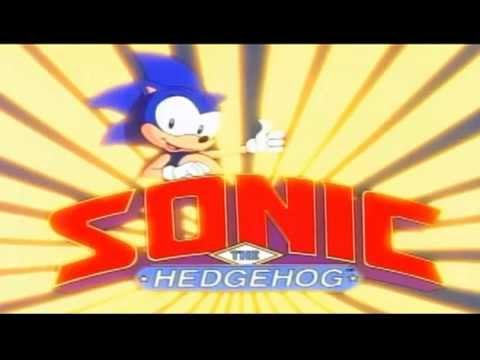 Sonic SatAM Theme (VHS Version)