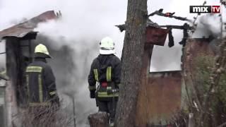 В Болдерае горят садовые домики. MIX TV(, 2014-12-11T11:48:45.000Z)