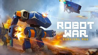 Robot Fighting Games - Robot War - Survival Age Android Gameplay ᴴᴰ