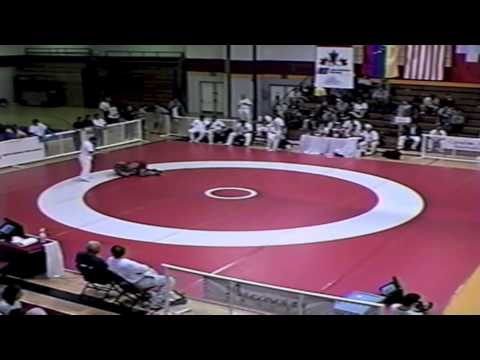 1999 Canada Cup: 76 kg Gustavo Dominguez (VEN) vs. Brett Quinlan (NZL)