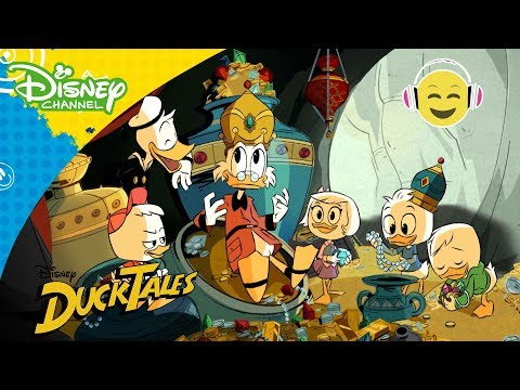 DuckTales | Introsang ♫ - Disney Channel Norge