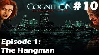 Cognition Episode 1: The Hangman Gameplay Walkthrough Part 10 - Gadget (PC, Mac)