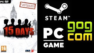 15 Days Gameplay Walkthrough Point & Click Adventure NO COMMENTARY