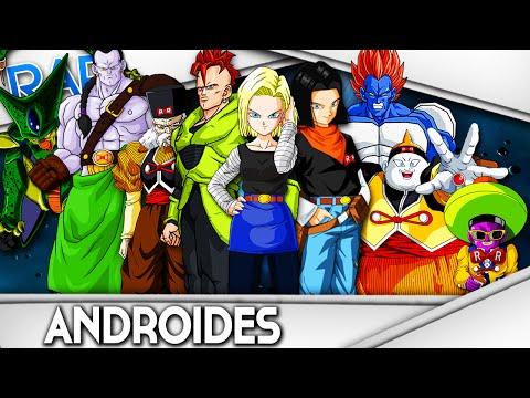 Rap Dos Androides (Dragon Ball Z) - Rap Grupo #2 | Absoluto